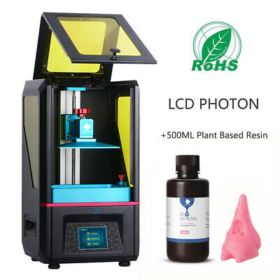 """US STOCK Anycubic UV LCD 3D Printer PHOTON 405nm Resin Light-Cure 2.8"""" TFT"""