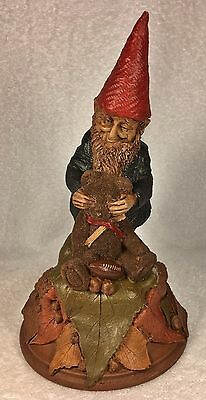 GUESS WHO-R 1988~Tom Clark Gnome~Cairn Studio Item #5057~Ed 93~Story is Included