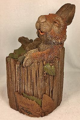 JOSEPHINE-R 1991~Tom Clark/Tim Wolfe Gnome~Cairn #9022~Ed #31~Signed~COA~Story