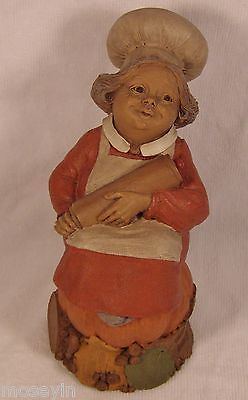 DUMPLING-R 1997~Tom Clark Gnome~Cairn Studio Item #5322~Ed #88~Story is Included