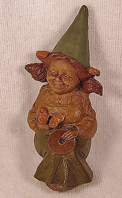 GYPSY-R 1987~Tom Clark Gnome~Cairn Studio Item #1183~Ed #37~Story is Included