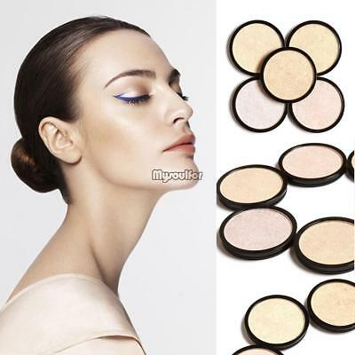 5 Colors Makeup Powder Women's Face Highlighter Eyeshadow Contour Cosmetic Hot