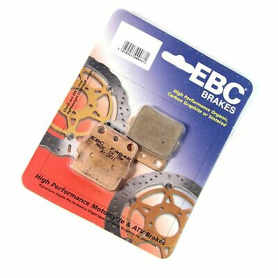 EBC HH Rear Brake Pads For Suzuki 2002 AN400 Burgman K2 BCSFA411HH