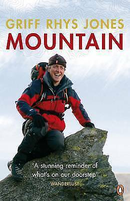 Mountain: Exploring Britain's High Places, Rhys Jones, Griff, Very Good Book