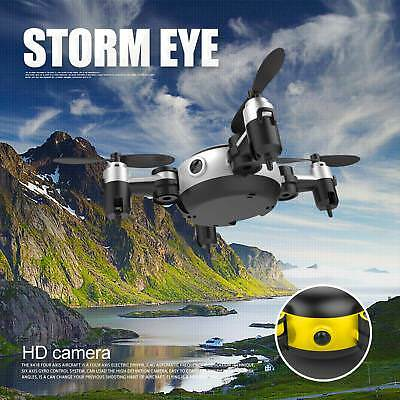 Folding Mini wifi Camera Drone RC Quadcopter 2.4GHz 4CH 6-Axis Gyro 3D UFO FPV