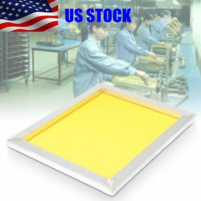 US ALUMINUM SILK SCREEN FRAME for SCREEN PRINTING (16X20'') With 300Mesh 120T