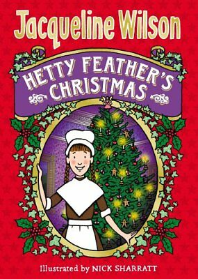 Hetty Feather's Christmas by Wilson, Jacqueline Book The Cheap Fast Free Post