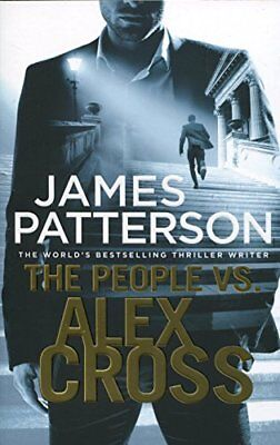 The People vs. Alex Cross: (Alex Cross 25) by Patterson, James Book The Cheap