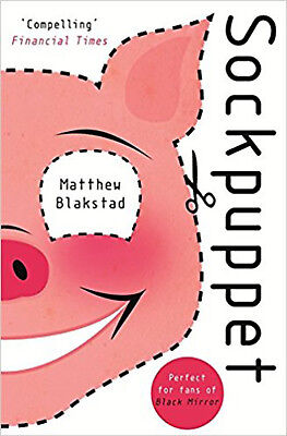 Sockpuppet: The Martingale Cycle (Martingale Cycle 1), New, Blakstad, Matthew Bo