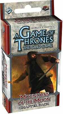 A Game of Thrones The Card Game Chapter Pack Mountains of the Moon cards 41-60