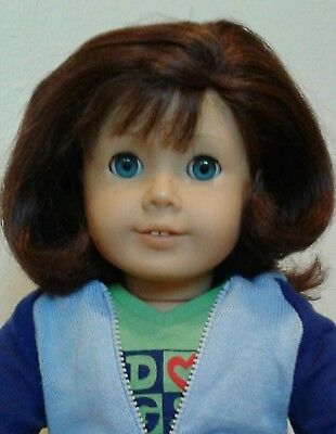 American Girl Doll Lindsey FIRST Girl Of The Year 2001 Retired