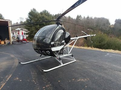 Hughes 269A helicopter Ready To Fly