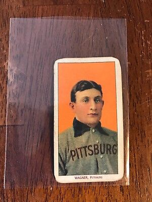 1909 1910 T206 Honus Wagner Tobacco Reprint Ty Cobb Piedmont Sweet Caporal