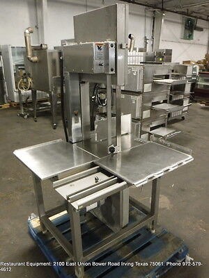 Hobart 6801 Vertical Butcher Meat Saw