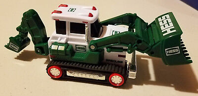 HESS 2013 COLLECTORS EDITION TRACTOR/FRONT LOADER, Battery operated, L@@K!