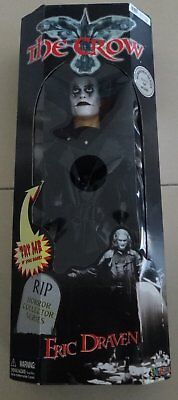THE CROW - Eric Draven Figure/Doll with sounds - 2001