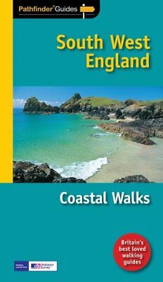 Pathfinder Coastal Walks in South West England by Sue Viccars 9781854586384