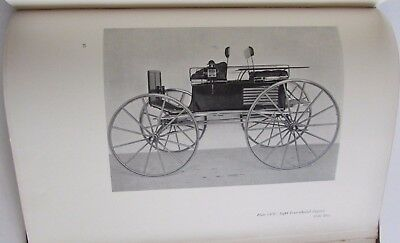 Wagons Buggy Carriages 1897 Driving For Pleasure Horse Book Francis T Underhill
