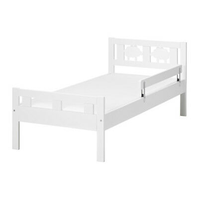 ikea toddler bed / with matress