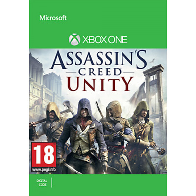 Assassin's Creed Unity Full Game Download [Xbox One] - Instant Dispatch