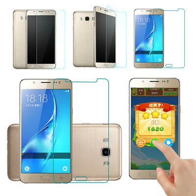 For Samsung Galaxy S2 S3 S4 S5 S6 HD Clear Screen Protector Tempered Glass X2 Pz