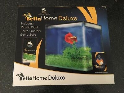 Aquatopia Betta Home Deluxe 2.4L