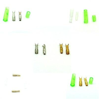 Classic Terminal Bullet Connector 3.9mm Male Female DJ211-4A DJ221-4A Motorcycle
