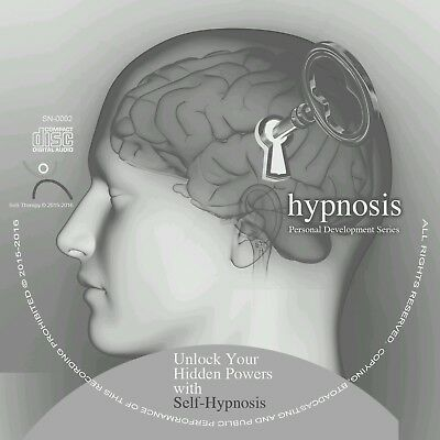 Stress Relief Self Hypnosis Programme (New Cd) Ltd Ed