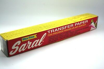Saral wax free Transfer Paper Graphite