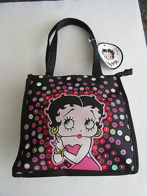 2006 Collection Fab Starpoint Betty Boop Purse