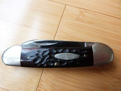 Vintage Case XX USA 62131 Pocket Knife Unused