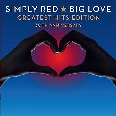 Simply Red - Big Love Greatest Hits Edition 30th Anniver... - Simply Red CD AQVG