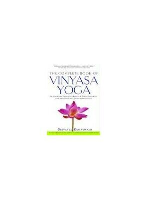 The Complete Book of Vinyasa Yoga: The Author... by Srivatsa Ramaswami Paperback