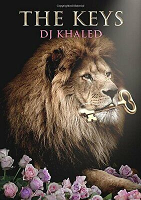 The Keys by Khaled, Dj Book The Cheap Fast Free Post