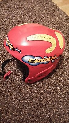 boys  ski helmet 3 to 5 years was used only in one trip