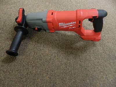 "Milwakee 2713-20 M18 FUEL 1"" sds plus d-handle rotary hammer drill tool only"