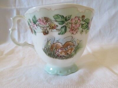 Royal Doulton Brambly Hedge/Brombeerhag Tasse Summer? 1997