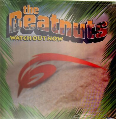 The Beatnuts Watch Out Now STILL SEALED Vinyl Single 12inch NEW OVP Relativ