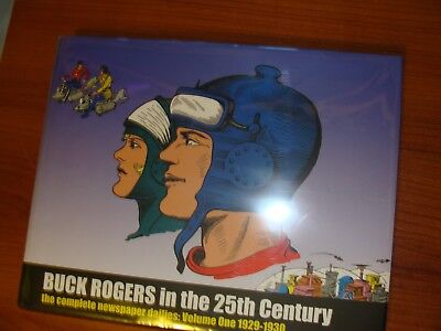 Buck Rogers in the 25th Century Volume 1 Newspaper Dailies Free shipping!