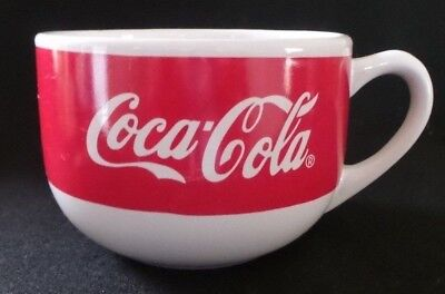 Gibson Coca-Cola Large 24 oz SODA MUG, Soup, Coffee, Tea Mug