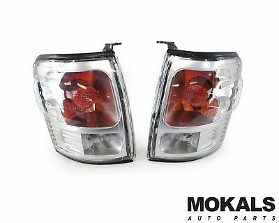 Corner Park Lights Left And Right Sides for Toyota Hilux Ute Std Dlx (2001-2005)