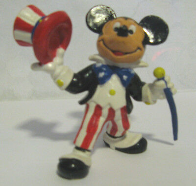 Micky als Amerikaner Disney Nationalitäten Bully 1992