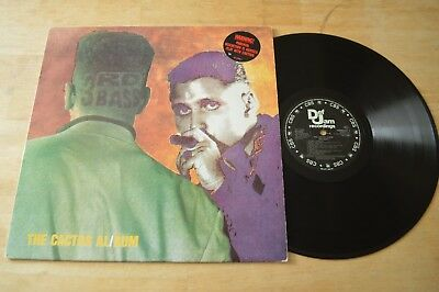 3rd Bass ‎– The Cactus Album Vinyl Record LP 4660031 w/inner 1989 UK Def Jam