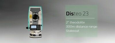 Contractor DISTEO 23 DIS(tance) TEO(dolite) - Distance and Angle Measurement