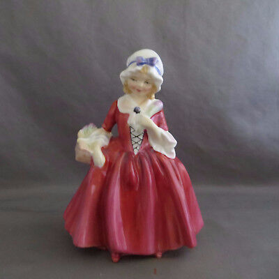 Vintage Royal Doulton Lavinia Bone China Figurine