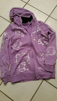 Hello Kitty Sweatjacke Gr. 170
