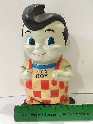 Vintage Big Boy Vinyl bank