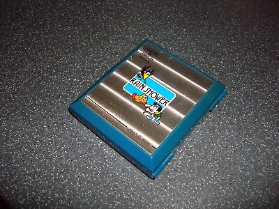 """Nintendo Game & Watch """"rain Shower Lp-57"""" Rare And Collectable Game!!"""