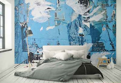 Torn paper Background Wall Photo Wallpaper Wall Mural (FW-1048)
