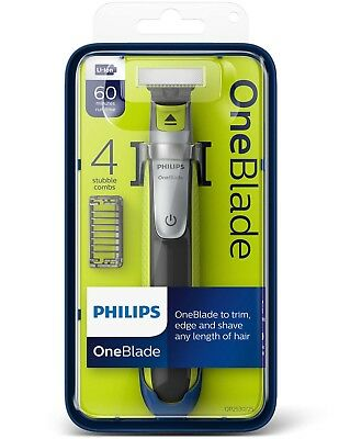 PHILIPS One Blade Rechargeable Shaver Razor Trimmer OneBlade QP2530/25 genuine